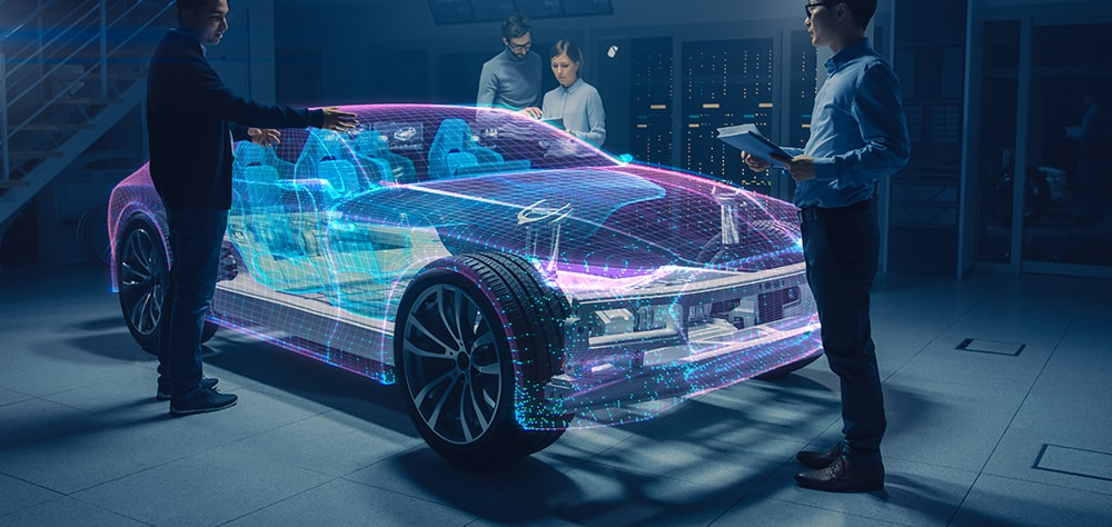 Automotive R&D tax relief