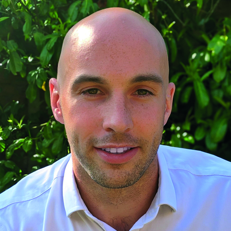Luke Sampson Managing Director Invo Capital
