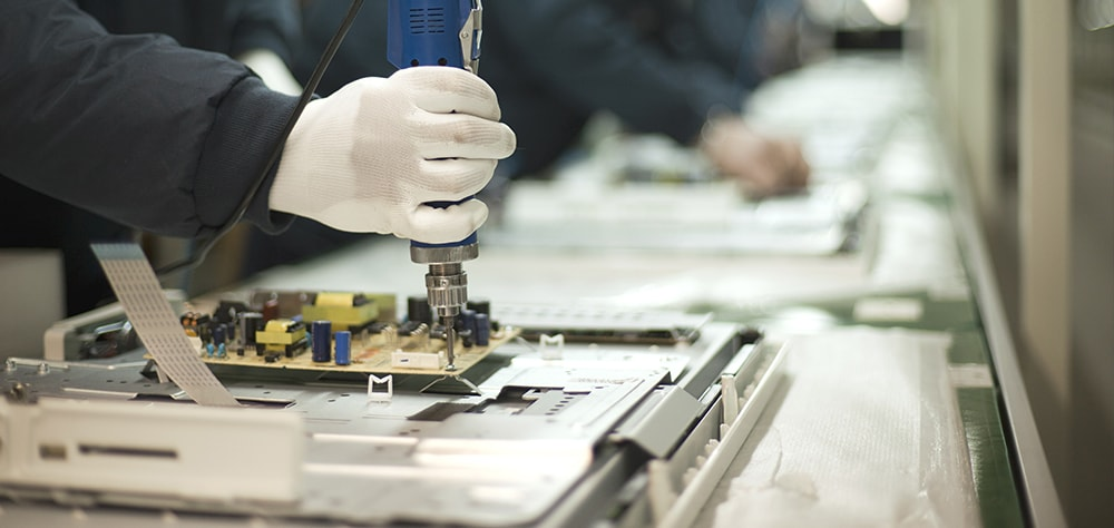 Manufacturing R&D tax relief